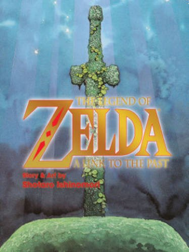 Link to the Past by Ishinomori   oprainfall