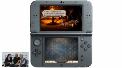 Bravely Second Inside Tent