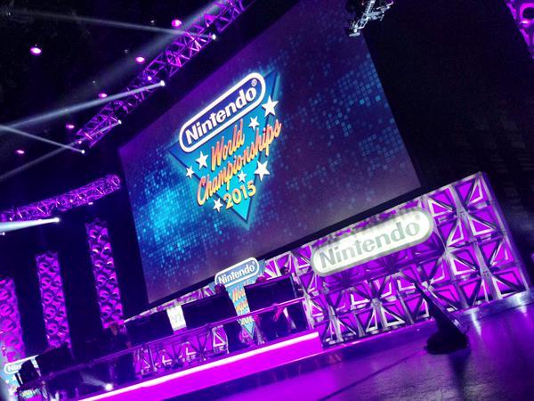 Nintendo World Championship 2015