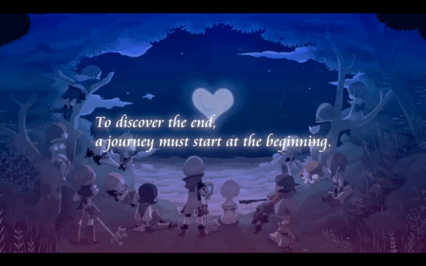 E3 2015 Square Enix - Kingdom Hearts Unchained Key 1