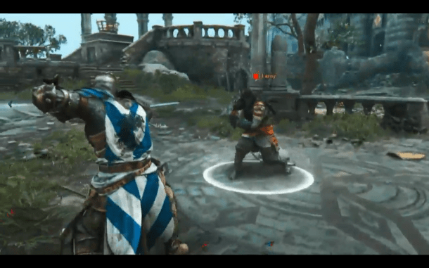 E3 2015 Ubisoft - For Honor 20