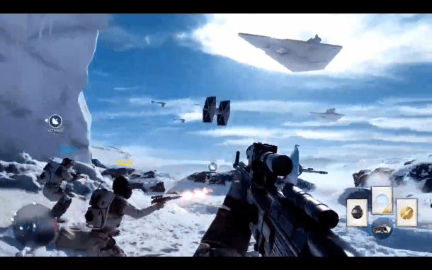 EA 2015 EA - Star Wars Battlefront 7