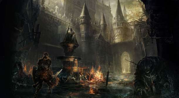 Dark Souls   oprainfall