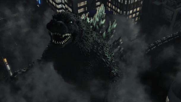 Godzilla | E3 2015