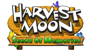 Harvest Moon: Seeds of Memories - Logo