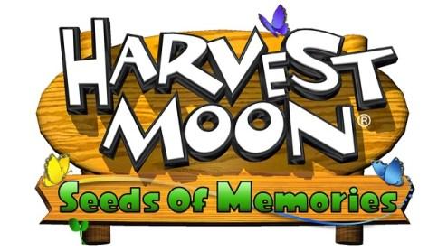 Harvest Moon: Seeds of Memories - Logo