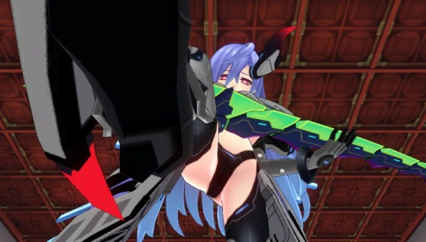 Neptunia Re;Birth 3 | Iris Heart Stop