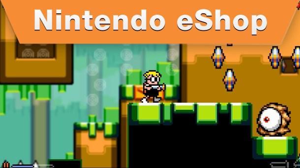 Mutant Mudds Super Challenge | Nintendo Nindies@Home