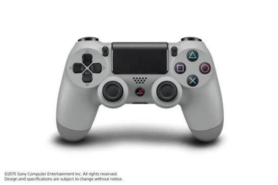 PlayStation 4 20th Anniversary Controller 1