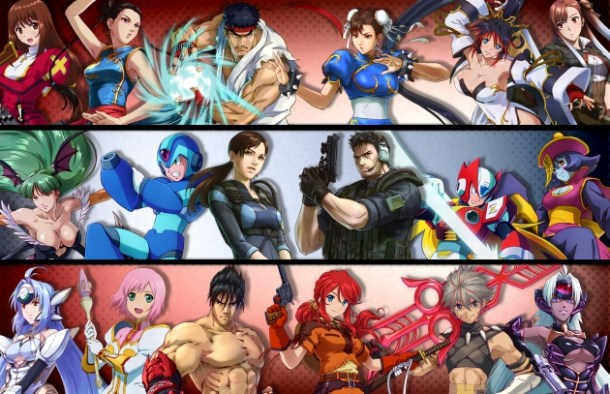 Project X Zone 2 | Japan