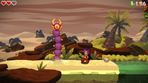 Shantae Half-Genie Hero | Centipede
