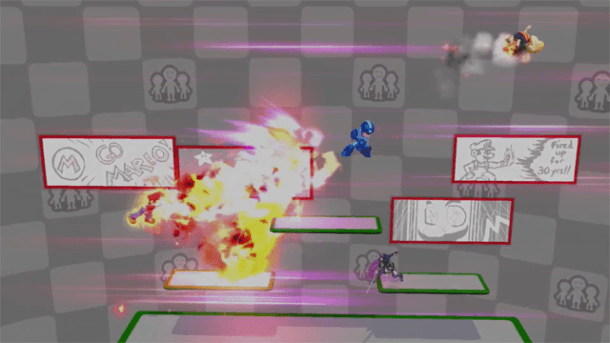 MiiVerse Stage | Super Smash Bros. for Wii U and 3DS