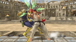 Ryu | Super Smash Bros. for Wii U and 3DS
