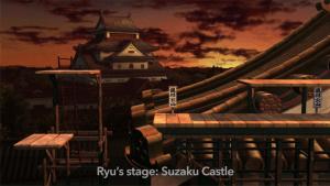 Suzaku Castle | Super Smash Bros. for Wii U and 3DS