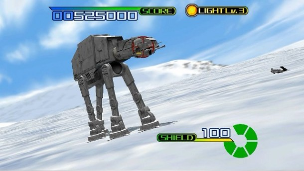 Star Wars Trilogy Arcade I Hoth