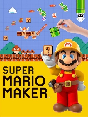 Super Mario Maker - Artwork