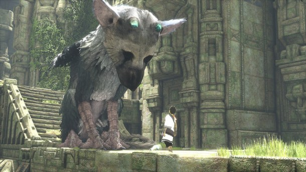 The Last Guardian Trico PS Blog E3 2015
