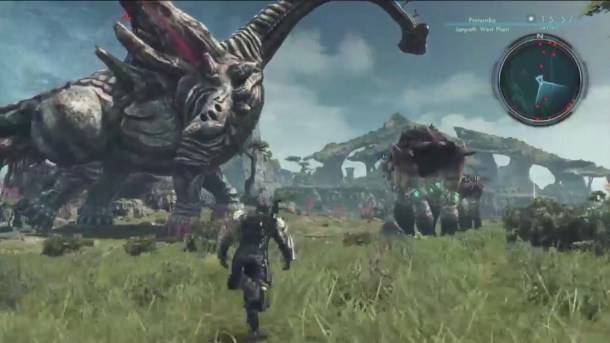 Xenoblade Chronicles X New Footage