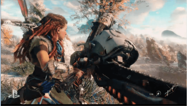Horizon: Zero Dawn | Main Character