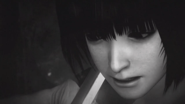 Fatal Frame: Maiden of Black Water - Knife