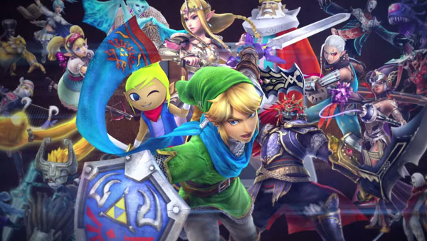 Hyrule Warriors: Hyrule All-Stars