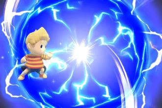 Super Smash Bros. - Lucas