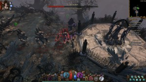 The Incredible Adventures of Van Helsing III | Courtyard