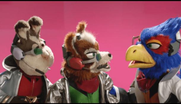 Star Fox - Muppets