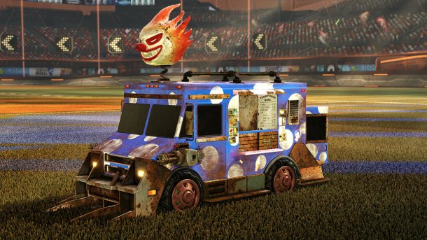 Rocket League | Sweet Tooth