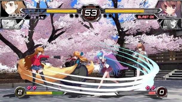 Dengeki Bunko: Fighting Climax Mikasa vs Taiga