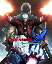 Devil May Cry 4: Special Edition | Box Art