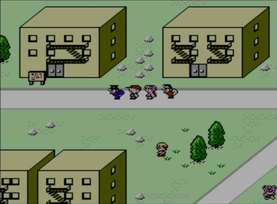 Earthbound Beginnings | Going to the Police Station