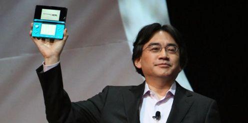 Iwata - 3DS