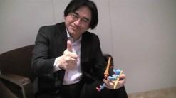 Iwata - E3 2012 Non-Descript Action Figure
