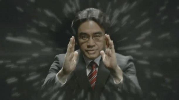 Iwata - E3 2014 Super Smash Bros