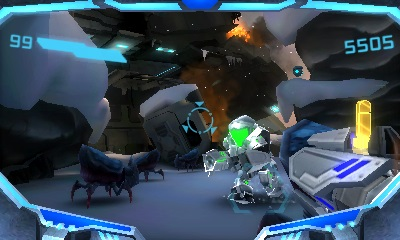 Metroid Prime Federation Force 05