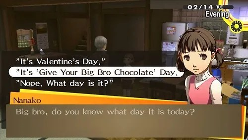 Building Character | Big Bro and Nanako
