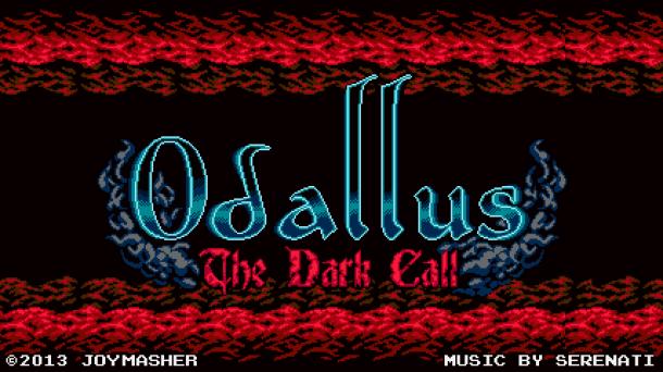 Odallus | oprainfall