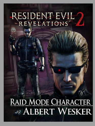 Resident Evil Revelations 2 | Raid Wesker