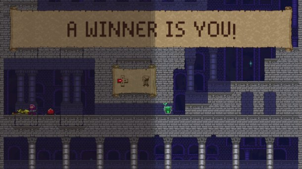 Roving Rogue | A Winner Is You