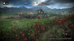 Nobunaga's Ambition: Sphere of Influence | Skirmish Close Camera