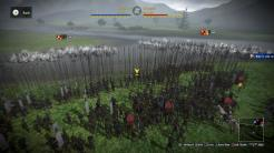 Nobunaga's Ambition: Sphere of Influence | Skirmish Foggy Weather