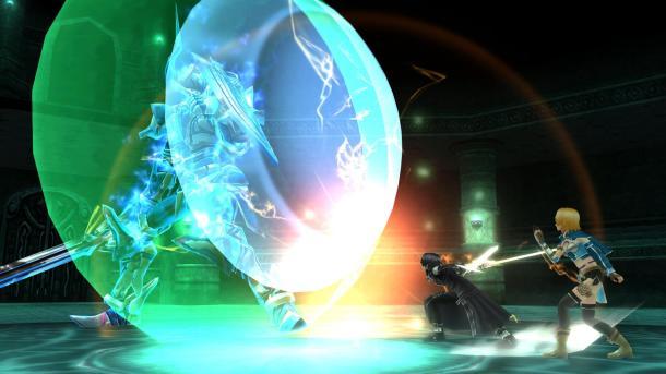 Sword Art Online Re: Hollow Fragment   Combat