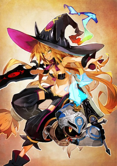 The Witch and the Hundred Knight Revival | oprainfall