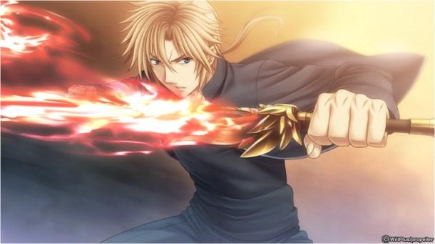 Tokyo Babel | Burning Sword