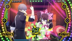 Persona 4: Dancing All Night | Yu Combo