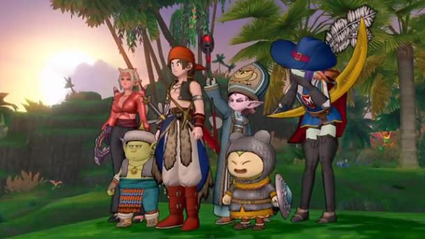 Dragon Quest X | oprainfall