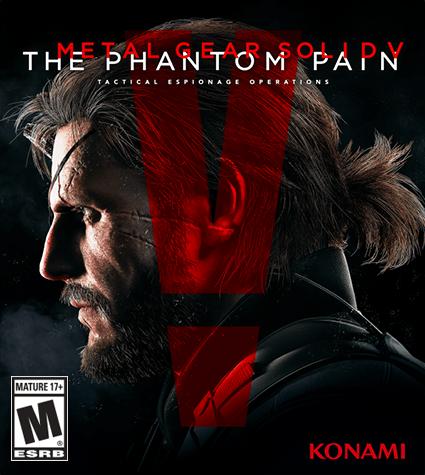 Metal Gear Solid V: The Phantom Pain | oprainfall