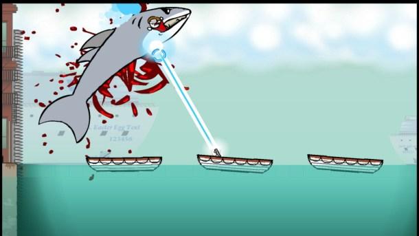 No Time To Explain Remastered   Shark Boss
