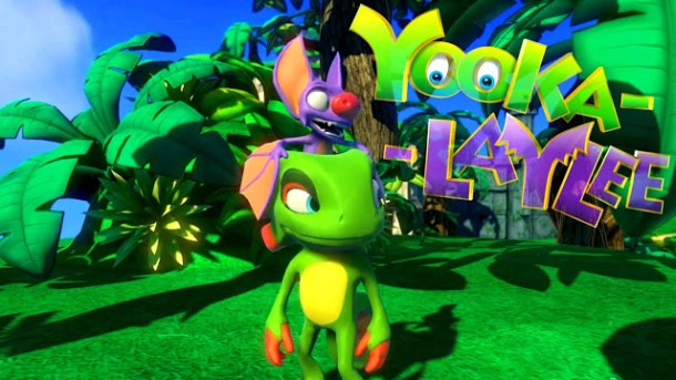 Nintendo Download | Yooka-Laylee